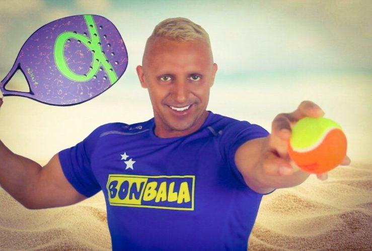 ivano cheers beach tennis